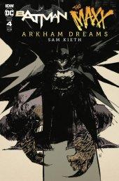 Batman / The Maxx: Arkham Dreams #4 1:10 Incentive Variant