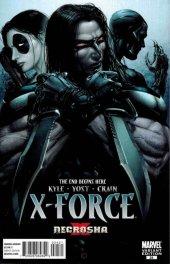 X-Force #24 Clayton Crain Variant