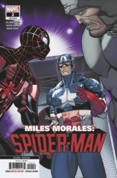 Miles Morales: Spider-Man #2 2nd Printing Garron Variant