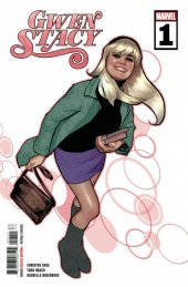Gwen Stacy #1 Original Cover