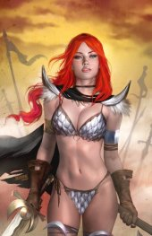 Red Sonja: Age of Chaos #6 Josh Burns Variant