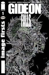 Gideon Falls #1 Image Firsts Edition
