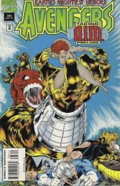 The Avengers #386