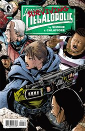 leaving megalopolis: surviving megalopolis #6