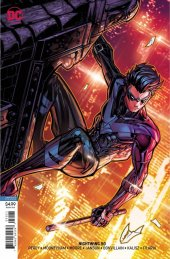Nightwing #50 Variant Edition