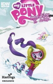 My Little Pony: Friendship Is Magic #3 Hastings Variant