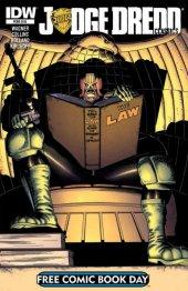 Judge Dredd Classics #1 FCBD