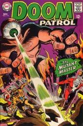 Doom Patrol #115