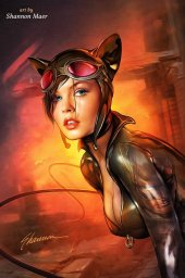 Catwoman 80th Anniversary 100-Page Super Spectacular #1 Shannon Maer Variant B