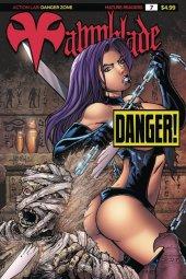 Vampblade #7 Cvr F 90s Monster Risque