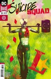 Suicide Squad #35 Variant Edition