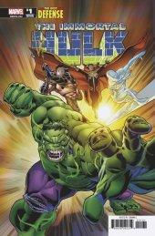 The Immortal Hulk: The Best Defense #1 Joe Bennett Variant