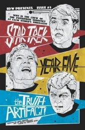 Star Trek: Year Five #5 1:10 Incentive Variant