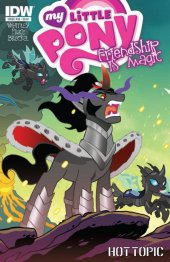 My Little Pony: Friendship Is Magic #36 Hot Topic Variant