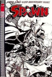 Spawn #200 Cover J - Finch 1:100 Variant