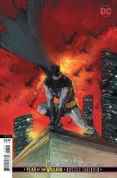 Detective Comics #1016 Card Stock Variant Edition