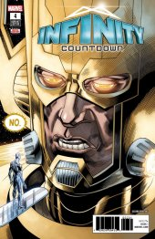 Infinity Countdown #4 2nd Printing Hawthorne Variant