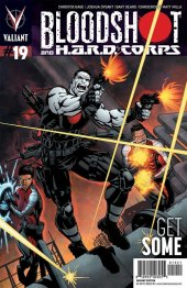 Bloodshot and H.A.R.D. Corps #19 Orderall Sears