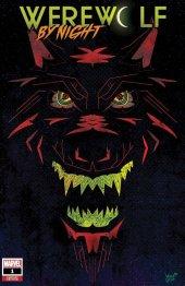 Werewolf by Night #1 Veregge Variant