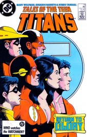 Tales of the Teen Titans #79
