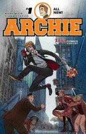 Archie #1 Moritat Cover