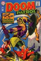 Doom Patrol #116