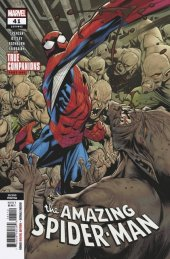 The Amazing Spider-Man #41 2nd Printing