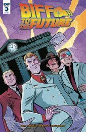 Back to the Future: Biff to the Future #3 Retailer Incentive Cover