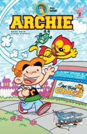 Archie #1 Downtown Comics Indianapolis Variant