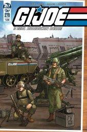 G.I. Joe: A Real American Hero #270 Cover B