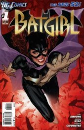 Batgirl #1 2nd Printing