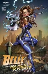 Belle Vs. Black Knight #1 Cover C Dooney