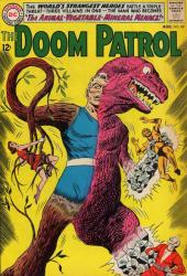 doom patrol #89