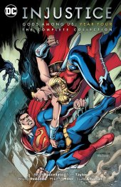 injustice: gods among us year four complete coll tp