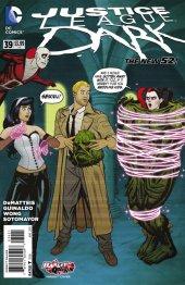 Justice League Dark #39 Harley Quinn Variant