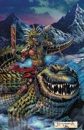 Grimm Fairy Tales #33 Cover D Abrera