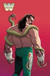 WWE #6 1:30 Burnett Jake The Snake Variant