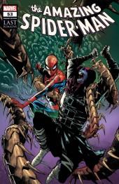 The Amazing Spider-Man #53 Ramos Variant