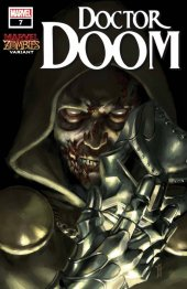 Doctor Doom #7 Mercado Marvel Zombies Variant