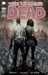 The Walking Dead #100 Cover B