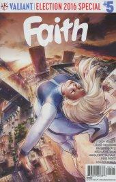 Faith #5 Cover B Hetrick