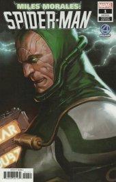 Miles Morales: Spider-Man #1 Djurdjevic Fantastic Four Villains Variant