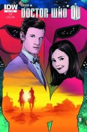 Doctor Who #16 Subscription Variant