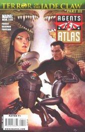 Agents of Atlas #11