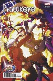 Hawkeye #9 Porter Marvel Vs. Capcom Variant