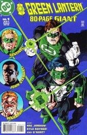 Green Lantern 80-Page Giant #1