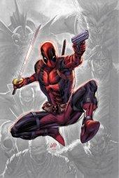 Deadpool #1 Rob Liefeld Variant C