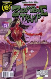 Zombie Tramp #1 Jerry Gaylord Variant