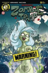 Zombie Tramp #67 Cover D Chimisso Risque