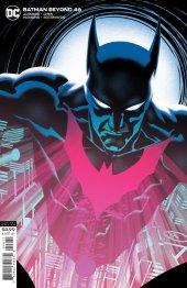 Batman Beyond #46 Variant Cover